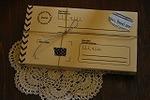 封筒型BOX